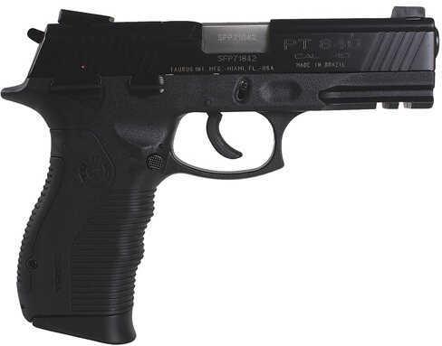 "Taurus PT840 40 S&W 4"" Barrel 15 Round Blued ""Blemished"" Semi Automatic Pistol Z1840041"