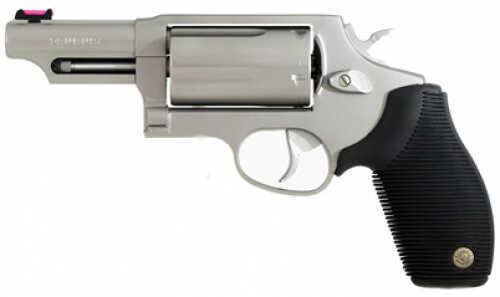 """Taurus The Judge 45Colt /410 Gauge Stainless Steel 5 Round 3"""" Barrel """"Refurbished"""" Revolver Z2441039T"""