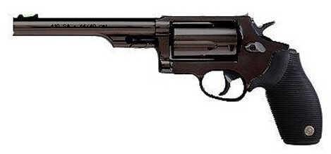 """Taurus The Judge 45 Colt/410 Gauge 6"""" Barrel 5 Round Duo Tone """"Blemished"""" Revolver Z2441061DTMAG"""