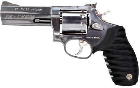 "Taurus 992 Tracker Combo 22 Long Rifle/22 Magnum 4"" Barrel 9 Round Refurbished Revolver Z2992049"