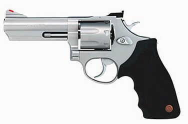 """Taurus 66 357 Magnum 4"""" Barrel 7 Round Stainless Steel """"Refurbished"""" Revolver Z2660049"""