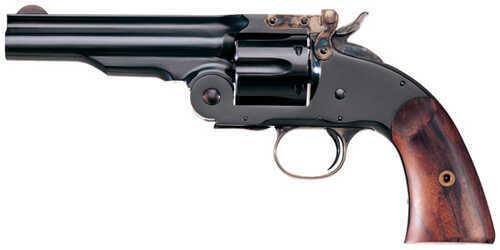 "Taylor's & Company 1875 No.3 Schofield 45 Colt 5"" Barrel 6 Round Blued Top Break Revolver 0855"