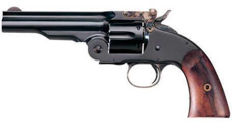 """Taylor's & Company Schofield Top Break 38 Special 5"""" Barrel 6 Round Revolver 0858"""
