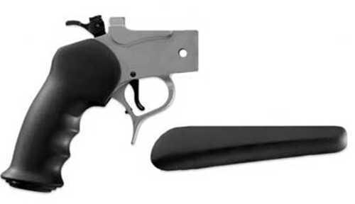 Thompson/Center Arms Lower Reveiver Thompson Center Contender G2 Pistol Frame Stainless Steel Rubber Grip