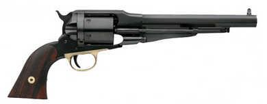 """Taylor's & Company Uberti 1858 44-40 Winchester 8"""" Blued Barrel Remington Conversion Revolver 1001"""