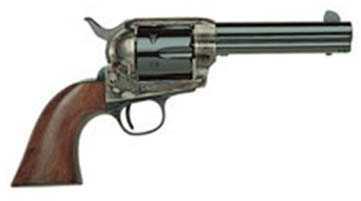 "Revolver Taylor's & Company 1873 357 Magnum 5.5"" Barrel Cattleman Steel 701E"