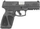 "Taurus G3 9mm Pistol  4"" Barrel 2-10 Round Mags Black Polymer Finish     BrandTaurus  CategoryPistols  Caliber9mm Luger  ModelG3  Series*MA Compliant  ActionSA w / Restrike  Barrel Length Range..."