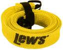 Lews Fishing Speed Sock Casting, Yellow, 7'3