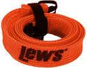 Lews Fishing Speed Sock Casting, Orange, 6'5