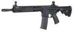 LWRC Rifle IC-SPR 5.56 BLK PIST 14.7 CA CALIFORNIA COMPLIANT 223 Rem   5.56 NATO Barrel 16.12