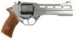 "Chiappa Firearms Revolver Rhino 60DS SAR Chrome CA CF340.249 California Compliant 357 Magnum Barrel 6""Model: Rhino 60DSManufacfurer: Chiappa FirearmsType: RevolverAction: Single ActionCaliber: 357 Mag..."