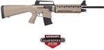 "Armscor   Rock Island Armory VR60 12 Gauge 20"" Barrel 5 Round Capacity     Model: VR60  Type: Shotgun: Semi-Auto  Caliber: 12 Gauge  Finish: Cerakote FDE  Action: Semi-Automatic  Stock: Cerakote..."