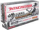 Winchester Ammo X3006DSLF Deer Season XP 30-06 Springfield 150 Gr Extreme Point Lead Free 20 Bx/ 10 CsCaliber: 30-06 SpringfieldBullet Type: Extreme Point Lead FreeBullet Weight: 150 GrMuzzle Energy: ...