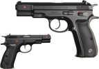 Link to CZ-USA Semi-Auto Pistol 75B COLD WAR 9MM 4.7 16+1 FS 9mm Barrel 4.7