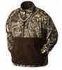 Drake Waterfowl Drake Eqwader 1/4 Zip Jacket Max-5 2XL