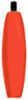 Foam Cigar Float 1 1/2in Slim Red 100/bgPriced and sold per each. Minimum order of 100 per bulk bag.Manufacturer: Comal Model: AR150S