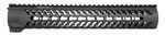 Samson Manufacturing Corp. Keymod Evolution, Rail, Fits AR-15, 12.37