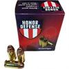 Honor Defense HD380Auto 380 Automatic Colt Pistol ( ACP ) 75 Grains Hollow Point Frangible 20 Bx/ 25 Cs