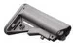 B5 Systems  Sopmod Stock Milspec Grey Sop-206-01The B5 Systems SOPMOD BRAVO buttstock maintains the SOPMOD's cheek weld, one piece anti-rotational QD swivel mount, no slip cushioned buttpad, and impro...