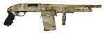 The Sidewinder Venom preconfigured magazine-fed shotgun system combines Adaptive Tactical's state-of-the-art 10-round rotary magazine with the Maverick 88 Security model shotgun. The ambidextrous desi...