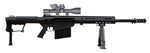 Barrett M107A1 50 BMG 29