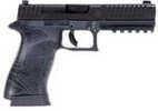 Diamondback Firearms Kit Semi-Automatic Double Action Pistol 9mm 4.75