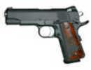 Dan Wesson Guardian Bobtail Single Action, Semi-automatic 1911 Commander 9mm 4.25