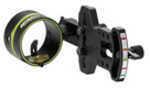 Hha Bow Sight Optimizer Lite X Xl 1-Pin .010 Black 2In