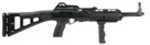 Specifications:    - Manufacturer: Hi-Point Firearms  - Model: Carbine  - Action: Semi Automatic  - Type: Carbine  - Caliber: 40 S&W  - Barrel Length: 16.5