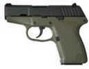 Specifications:    - Caliber: 9mm Luger  - Barrel Length: 3.1