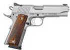The Desert Eagle 1911 C has a shorter barrel length of 4.33
