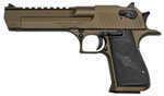 Magnum Research MRI DE44CABB Desert Eagle Single Action Pistol 44 Remington Magnum 6