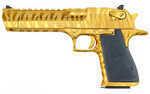 Specifications:    - Model: Desert Eagle MK19  - Action: Semi-Automatic  - Type: Single Action  - Caliber: 44 Magnum  - Barrel Length: 6