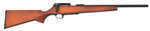 The RWC Biathlon is a .22LR bolt action rifle that has a 19.6