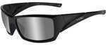 Wiley X Polarized Sunglasses Mojo Silver Flash/Matte Black Md#: SSMOJ04Size: One SizeColor: One ColorManufacturer: Wiley X Inc.Model: SSMOJ04   Secure, non-slip rubberized fit. Light and comfortable y...