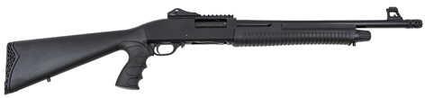 "Emperor Firearms Guardian Tactical 12 Gauge 18.5"" Barrel 5 Round Black Synthetic Pistol Grip Pump Action Shotgun CSGUARD12"