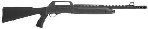 "Linberta Ultra 12 Gauge Shotgun 20"" Barrel  5 Round Black Synthetic  Stock Semi Automatic  SA01LSTACH"