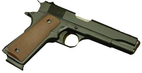 "Trabzon Gun Industry Tisas Zigana M1911 45 ACP 5"" Barrel 8 Round Black Finish Semi Automatic Pistol TZM11BROWN"