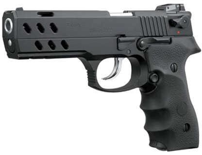 "Trabzon Gun Industry Corporation Trabzon Gun Industry Corp. Tisas Zigana Sport 9mm Luger 5.11"" Barrel 15 Round Black Semi Automatic Pistol TZSPB"