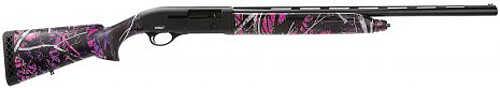"TriStar Raptor 20 Gauge 24"" Barrel 3"" Chamber 5 Round Muddy Girl Semi Automatic Shotgun 20203"
