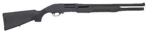 "TriStar Cobra Tactical 12 Gauge Shotgun 20"" Barrel 6 Round Matte Black Synthetic Stock Pump Action 23110"