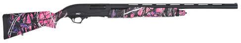 "TriStar Cobra Field Youth 20 Gauge 24"" Barrel 3"" Chamber Muddy Girl Pump Action Shotgun 23212"