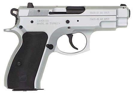 """TriStar C-100 40 S&W 3.9"""" Barrel 12 Round Chrome Pistol 85024"""