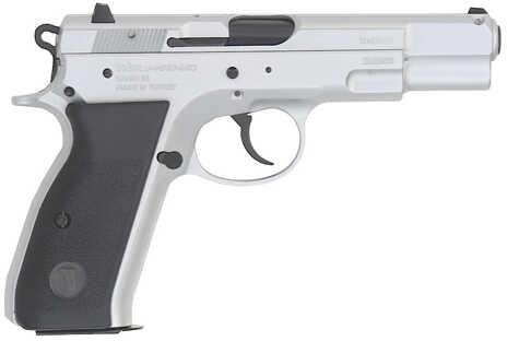"TriStar L-120 9mm Luger 4.7"" Barrel 17 Round Chrome Semi Automatic Pistol 85050"