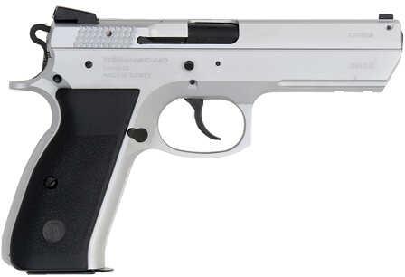 "TriStar TSA T100 9mm Luger 3.7"" Chrome 13 Round 85110"
