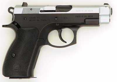"TriStar TSA C100 380 ACP 3.9"" Barrel Two Tone 2 15 Round Mags Semi Automatic Pistol 85013"