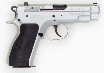 "TriStar TSA C100 380 ACP 3.9"" Barrel Chrome 2 15 Round Mags Semi Automatic Pistol     85023"