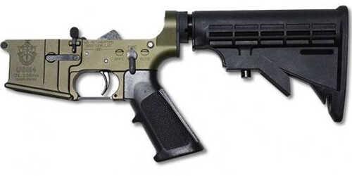 Lower Receiver US Autoweapons AR-15 Special Forces Commemorative Complete Lower .223 Remington /5.56 NATO USM456SFOD