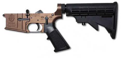 Lower Receiver US Autoweapons US Autoweapon Special Forces Semi Automatic Lower .223 Remington/5.56 NATO USM456SFT