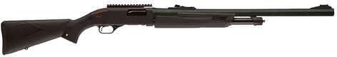 """Winchester Super X Pump Black Shadow Deer 12 Gauge Shotgun 22"""" Barrel 3"""" Chamber 4 Round Black Pump Action Shotgun 512261340"""